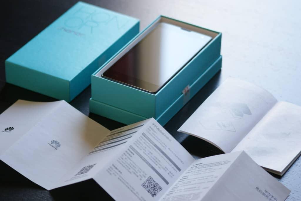 Huawei-Honor-3C-unbox