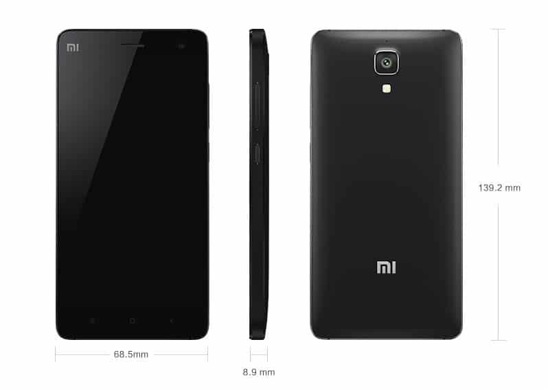 Xiaomi Mi4 First Sale - Sold out in 37 Seconds