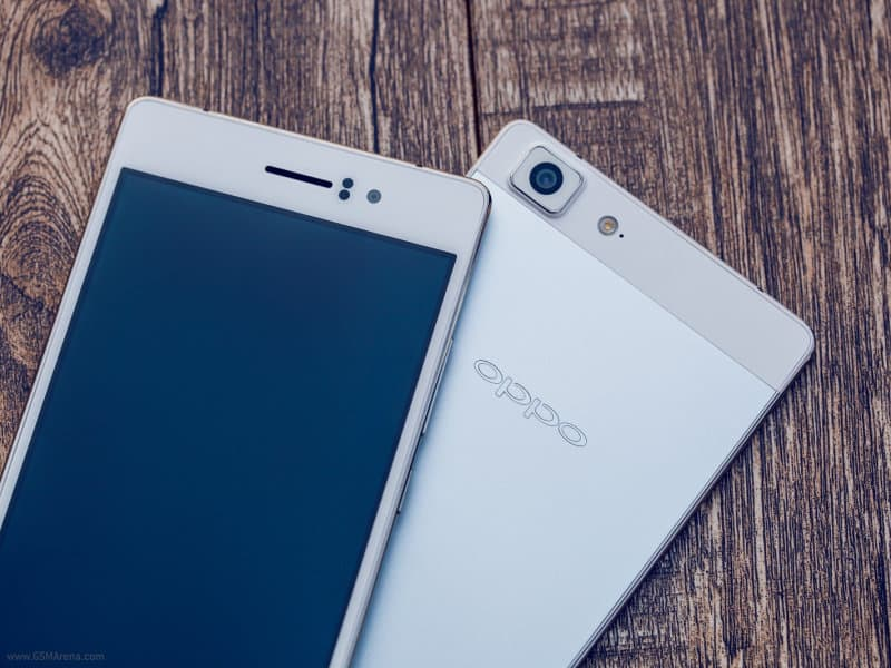 Oppo R5 is worlds slimmest phone at 4.85mm!