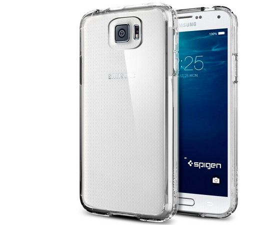 This is the new samsung galaxy s6 says case maker spigen for Galaxy maker