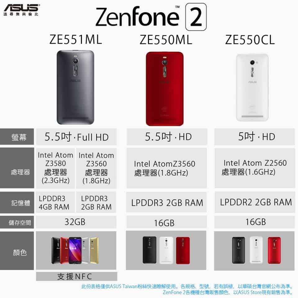 asus zenfone 2 official launch 3