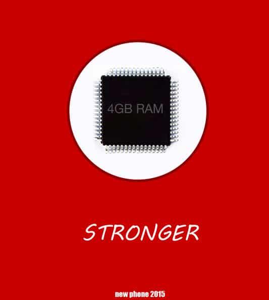 ulefone dare 1 with 4GB RAM?