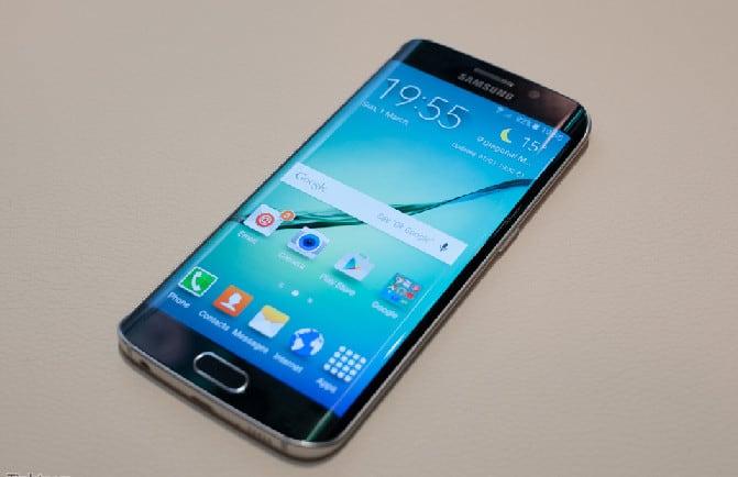 Sammsung Galaxy S6 Edge