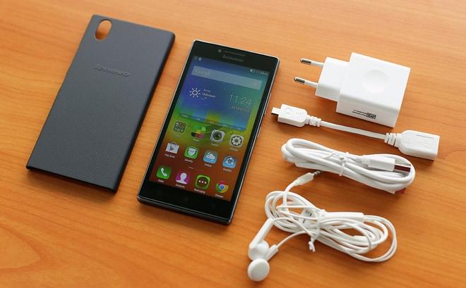 Lenovo P70 unboxing: huge 4,000mAh battery and impressive ...