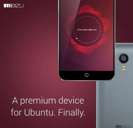 Meizu MX4 Ubuntu - 4