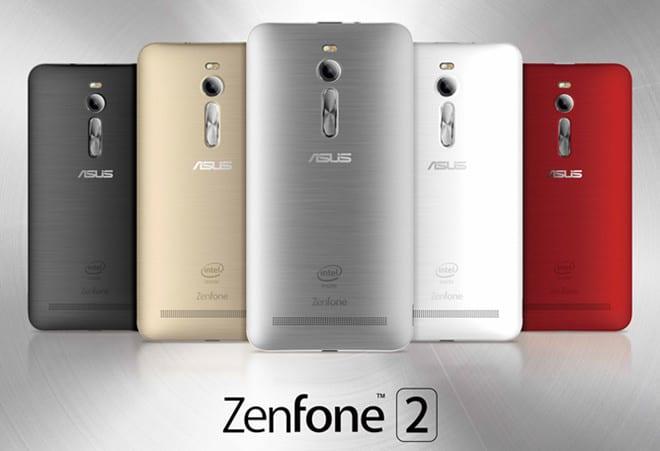 zenfone 2 versions
