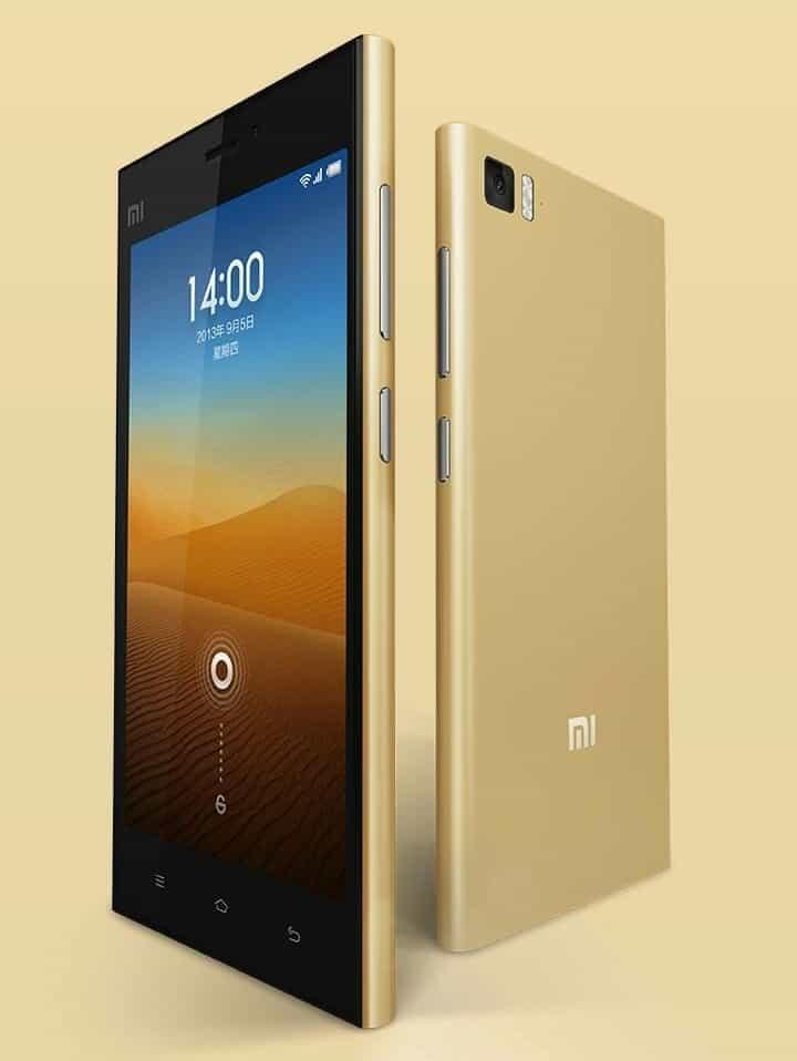 Xiaomi Mi3 Specs And Design Price Pony Malaysia