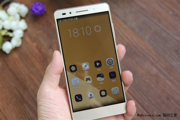 huawei honor 7 hands-on