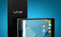 "The First VAIO Smartphone with 5"" Display, 13MP Camera, and Snapdragon 410"
