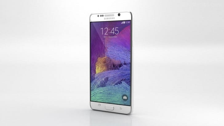 samsung galaxy note 5 launch