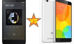 Xiaomi Redmi Note 2 vs Xiaomi Mi4i: Interesting internal battle