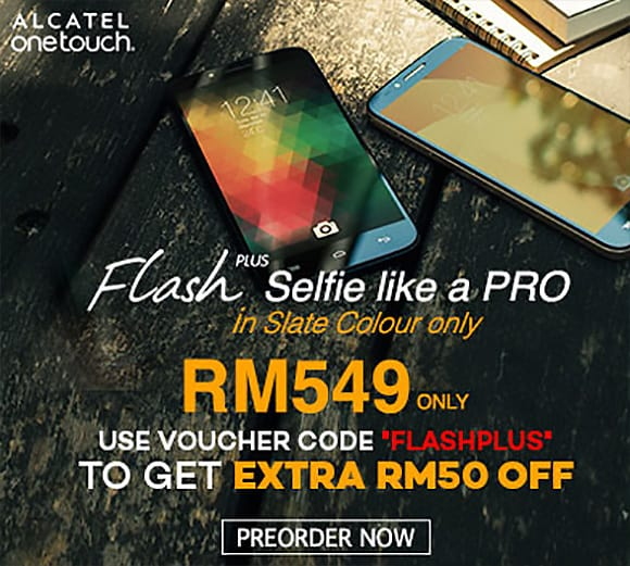 Use voucher code as displayed to get RM50 off :)
