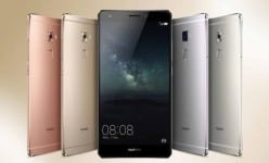 Huawei Mate S launch: Kirin 935 chip, 3GB RAM and Force-touch screen