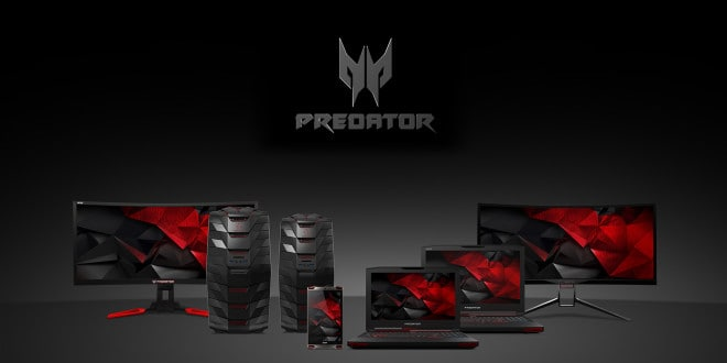 Acer predator family