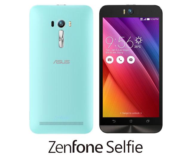 asus zenfone selfie unboxing