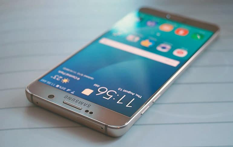 samsung galaxy note 5 hands-on