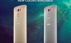 ASUS ZenFone Selfie and ZenFone 2 Laser new colors: Ugly or beautiful?