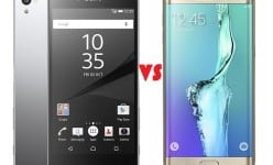 Xperia Z5 Premium vs Galaxy S6 edge Plus: 4K display cannot beat 2K