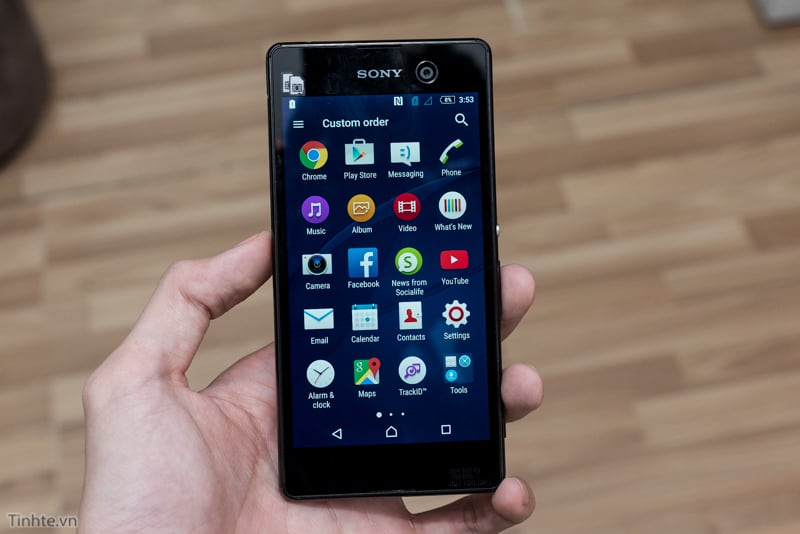 Sony Xperia M5 hands on
