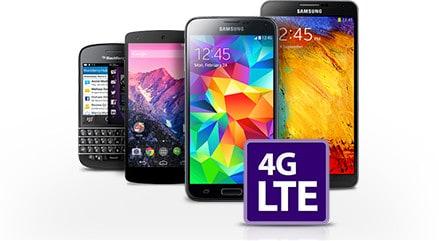 4glte-smartphones