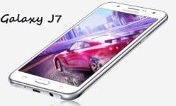 Samsung Galaxy J7 leading top trending smartphones in 7 weeks