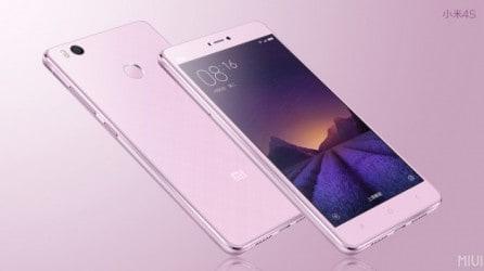 Xiaomi Mi4s Vs Redmi Note 3 Pro