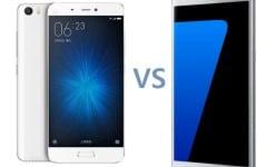 Xiaomi Mi5 vs Samsung Galaxy S7: Beast flagships battle