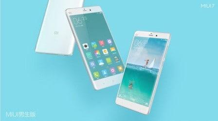Xiaomi Mi Note 2 specs