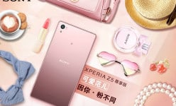 Sony Xperia Z5 Premium now comes with PINK variant