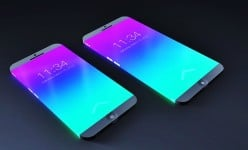 Upcoming Apple: huge 5.8 inch iPhone, AMOLED display and curved screen