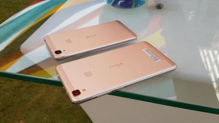 Vivo V3 Max vs Xiaomi Redmi Note 3 Pro