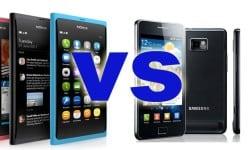 Nokia A1 vs Samsung Galaxy C5 battle