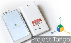 Lenovo Project Tango showed off new phone at World Tech