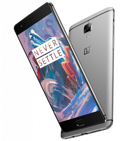 OnePlus 3 leaked image reveal a thin and metallic body
