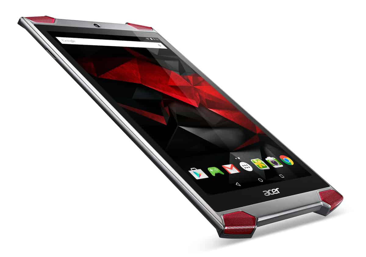 Acer gaming smartphone: gamerholic's favorite