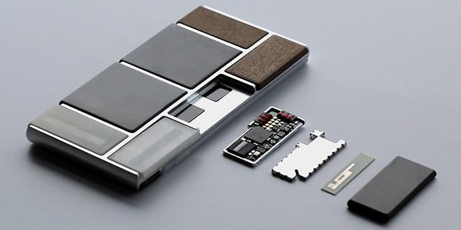 Google modular phone