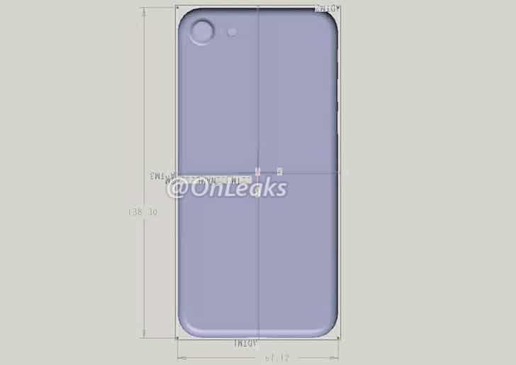 iPhone 7 plus size