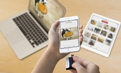 Sandisk Ixpand flash drive: 128GB Extra Memory for your iOS Device