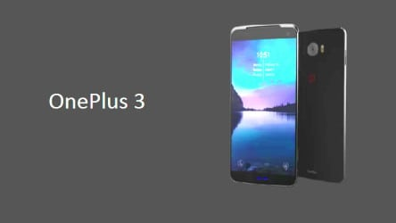 OnePlus 3 with two variant RAM and Snapdragon 820 chipset