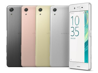 sony xperia x performance price