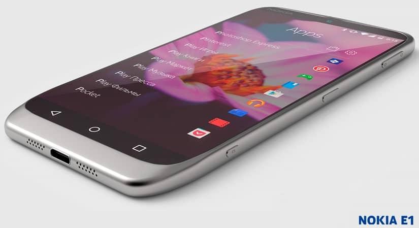 Nokia-E1-front
