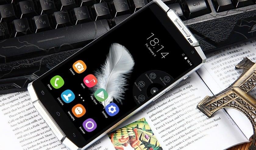 Oukitel smartphones