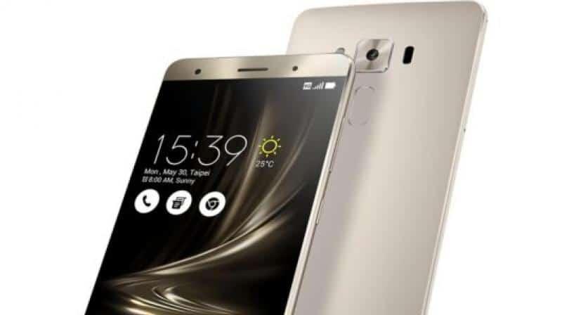 Zenfone 3 Deluxe VS LeEco Le 2s X720