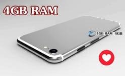 二月份6款最佳4GB内存的旗舰手机:64GB ROM,4000mAh电池