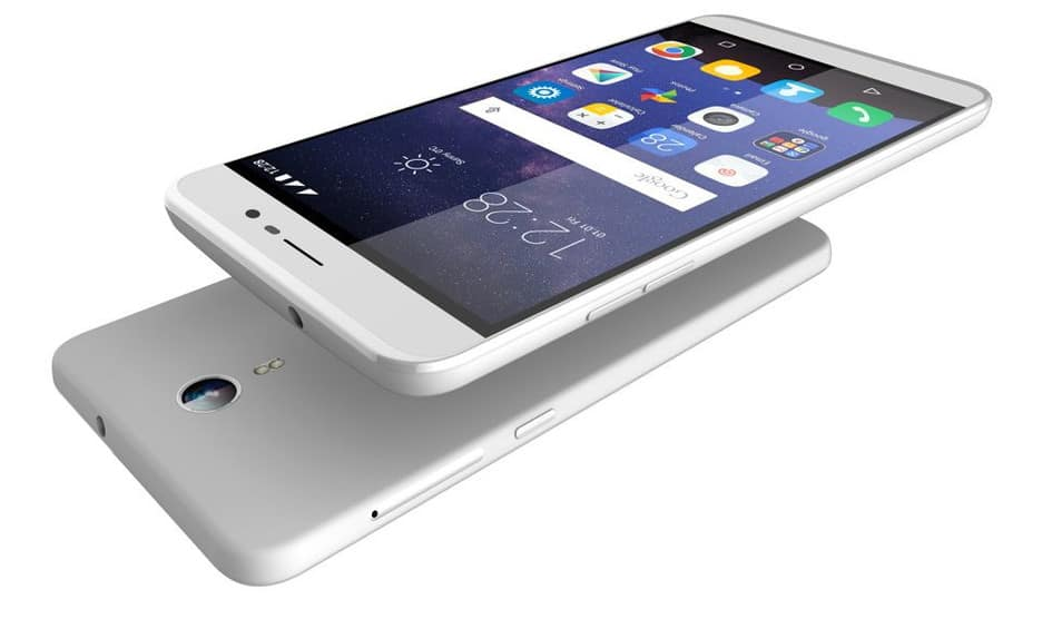 new Coolpad smartphone