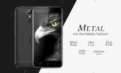 Ulefone Metal: Mid-range smartphone with 3GB RAM!