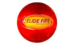 Elide Fire Ball the new invention for fire safety
