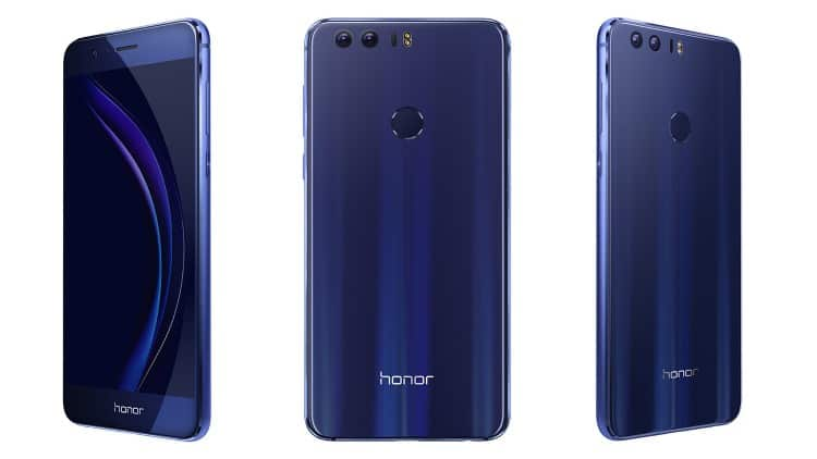 Huawei Honor Note 8 vs Huawei Honor 8