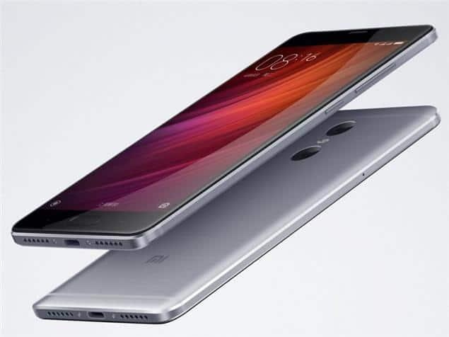 xiaomi smartphones 2016
