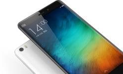 Xiaomi launched Xiaomi Mi6 with SND 823